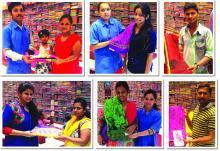 Patel Sarees Contest Winner